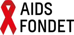 AIDS fondet logo