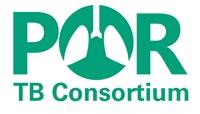 POR TB Consortium logo
